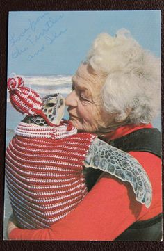 Ila Loetscher, The Turtle Lady. South Padre Island, TX Her non-profit still takes care of turtles in South Padre.