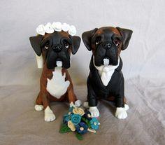 Custom Wedding Cake Toppers - Information Sheet