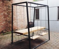 I Waste So Much Money - Swingset Table
