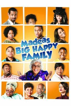 Watch Madea's Big Happy Family Full Movie Streaming HD
