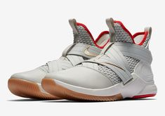 a011d2af1668e6 Nike LeBron Soldier 12 is Yeezy-ish for Upcoming Release - EU Kicks  Sneaker