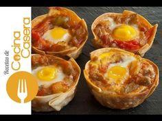 Recetas originales con huevos - Recetas de Cocina Casera - Recetas fáciles y sencillas