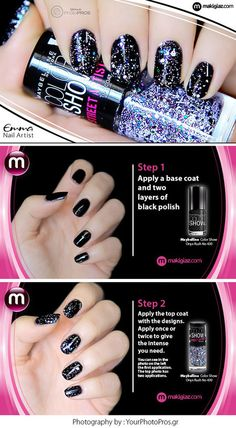 ENGLISH ARTICLES Maybelline – Color Show Street Artist Revie
