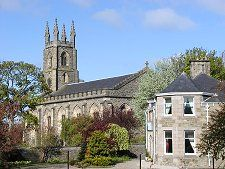 "St Rufus' Church in ""Keith"" Scotland :) MY TOWN :) :)"