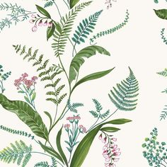 Dutch Wallcoverings First Class - Into the Woods 98542