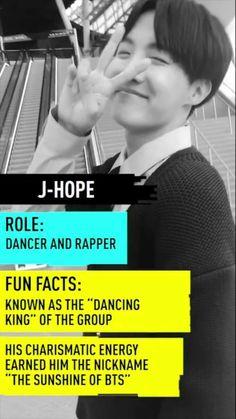 J-Hope BTS x AMAs ♡