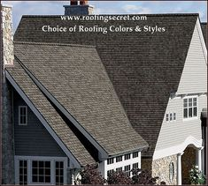 Best Owens Corning Duration Shingles In Colonial Slate Home 640 x 480