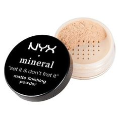 Mineral Finishing Powder | NYX Cosmetics
