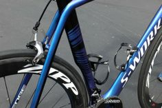 Tom Boonen's limited edition S-Works Venge, Amgen Tour of California - 2014