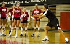 Volleyball coaches: get more out of your team this year by checking out this outline for efficient volleyball practice plans.