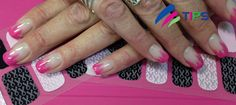 October 2014 LCN nails by Carrie