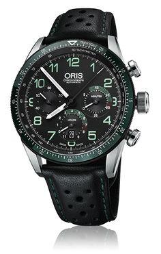 Oris Calobra - Oris Calobra Chronograph Limited Edition II 01 676 7661 4494-Set LS