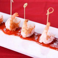 Shrimp Cocktail Clinton Kelly