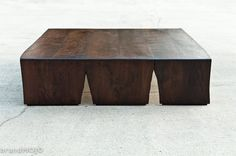 Live Edge Bench / Customized Ottomon XL Size by brandmojointeriors, $950.00