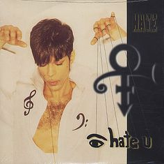 Prince I Hate U front by Nikki319Camille, via Flickr