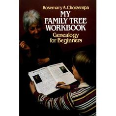 This illustrated workbook enables beginning genealogists including children to take the first steps in discovering their family tree. There is space to document your family history (including photos)