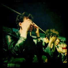 THE JESUS AND MARY CHAIN CLUB   VK