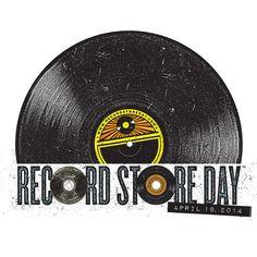 Celebrate Record Store Day on Saturday, April 19th, 2014!