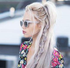 Bu yaz için 6 kolay ve Trend Saç Modeli