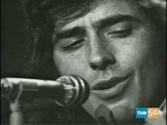 ▶ JOAN MANUEL SERRAT, DE PARTO ,1974. - YouTube