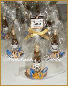 Beer Birthday Party, Guys 21st Birthday, Birthday Gifts For Boyfriend Diy, Birthday Souvenir, Mexican Birthday, Birthday Favors, 90th Birthday, Western Party Decorations, 40th Bday Ideas