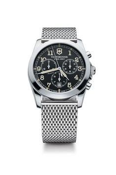 Victorinox Swiss Army 241589 Infantry Quartz Chronograph Gents Watch