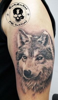 wolfINPROGRESS--blackandgray