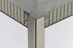 Aluminum edge trim / for tiles / outside corner SCHLUTER®-ECK-E Schluter Systems