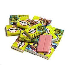 malabar chewing gum
