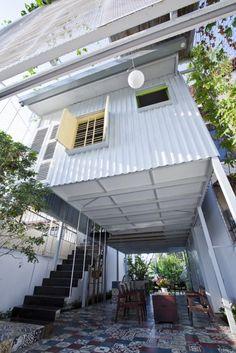 the nest / a21studio / thuân an, binh duong - vietnam / 2013