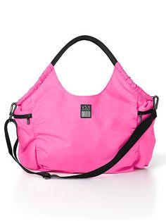 Hobo Gym Bag VS Sport. I could really use a new gym bag! mine smells like feet! (climber problems!)