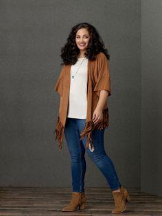 ed0031e460 Simply Emma Fall 2016 Campaign. Plus Size Fall Fashion ...