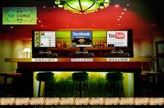 social media lounge - Google Search