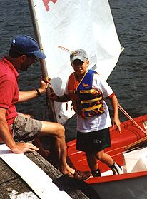 5 min away MICHIGAN CITY YACHT CLUB - see about signing kids up over summer *** 3 different sessions 2012 Season has three sessions:  **June 19th - June 29th **  July 3rd- July 20th**  July 24th - August 10th**  Director: Nicole M. Coleman  Phone: 219-561-0141  e-mail: mcycjuniorsail@gmail.com
