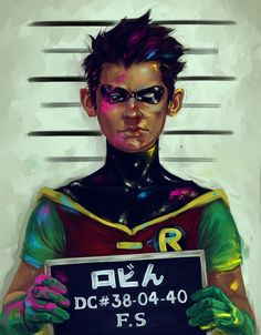 Robin by Felicia Smith. Omg does anybody else realize that this is trouble on Tokyo?!!