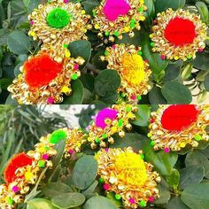 For our love for ghungroos  Gota rings embellished with lots and lots of ghungroos  #jaipur #bright #colourful #creative #Innovative #different #royal #designer #trendy #wedding #bling #stylish #bride #ethnic #pompoms #gota #bridetobe #bridal #mehendifavours #mehendi #weddingfavors #gotajewelry #gotajewelryset #gotajewellery #bridal #mangal #ghungroo #fashionista #favours #accessories #awesome