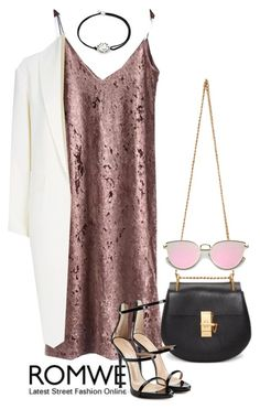 """Untitled #3"" by haddy-eve ❤ liked on Polyvore featuring Alex and Ani, Alexander Wang, Chloé and Giuseppe Zanotti"