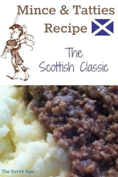 Mince and Tatties recipe is a classic Scottish favorite. Easy and quick recipe…