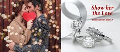 Ah Valentine's Day, that time of year when engagements soar! Let Fortunoff help you pick the ring of your dreams!