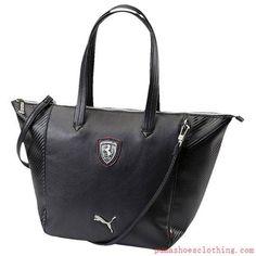 Ferrari handbag black pu7314701 f07490f507d85