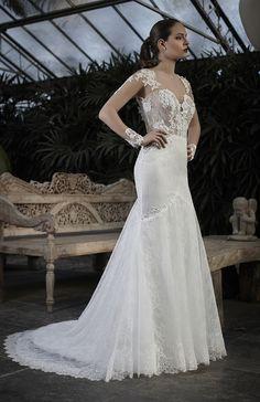 Mysecret Sposa Collezione Zaffiro Cod. 17106  #mysecretsposa #sposa #collezionesposa #abitidasposa #wedding #weddingdress #bride #abitobianco
