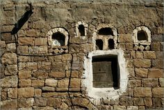 Picture of Traditional House In Yemen