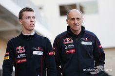 (L to R): Daniil Kvyat, Scuderia Toro Rosso with Franz Tost, Scuderia Toro Rosso Team Principal | Main gallery | Photos | Motorsport.com