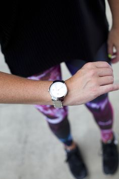 MVMT watch and Track & Field brand work out gear. Fashion for your everyday athleisure style, in and out of the gym.