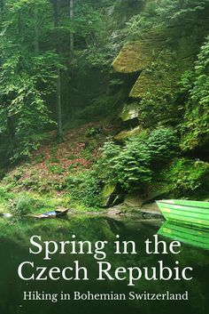 Hiking in the Czech Republic: Spring has come to the Czech Republic and it's the perfect time for hiking in Bohemian Switzerland National Park on a day trip from Prague! Take a look at our tours here.