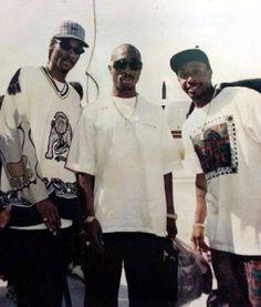 Snoop dogg, Tupac & Mc Hammer