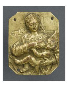 La Vierge et l'Enfant- Musée national de la Renaissance (Ecouen)