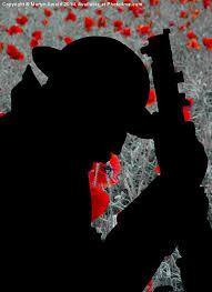 ww1 soldier silhouette - Google Search