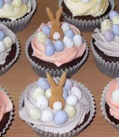 Cupcakes para sua páscoa
