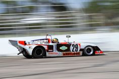Photo gallery, race results and report from the 2014 SVRA Spring Vintage Classic, held February 27 to March 2 at Sebring Raceway in Florida. Sebring Raceway, Le Mans, Cars Motorcycles, Race Cars, Chevron, Automobile, Racing, Classic, Vehicles